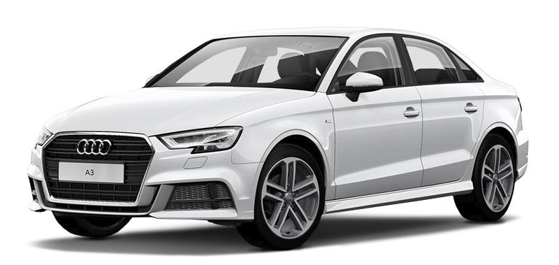 Audi A3 thiết kế tinh tế, hiện đại