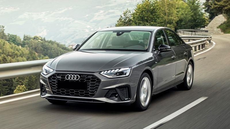 Audi A4 chinh phục mọi người dùng bằng sự hoàn hảo