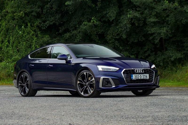 Audi A5 đẳng cấp