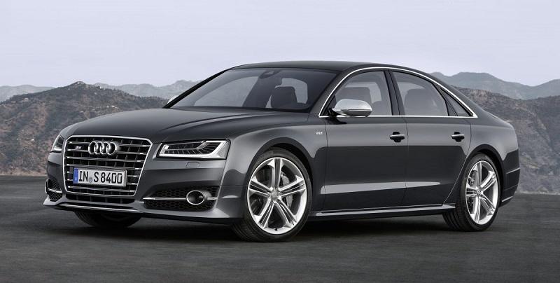 Audi A8 tinh hoa của thương hiệu Audi