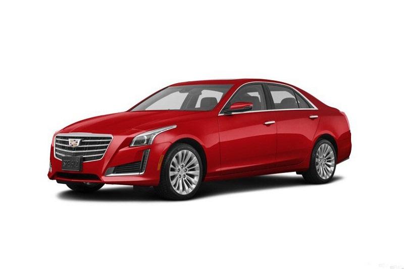 Cadillac CTS – Sedan vàng trong làng xe sang nước Mỹ