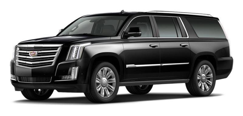 Cadillac Escalade dòng xe 7 chỗ