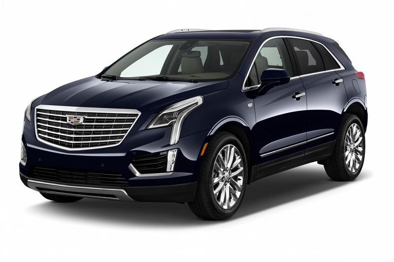Cadillac XT5 tích hợp động cơ mạnh mẽ