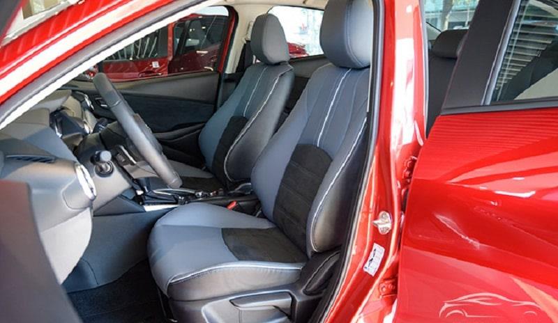 Ghế ngồi xe được trang bị công nghệ giảm bớt cảm giác mệt mỏi
