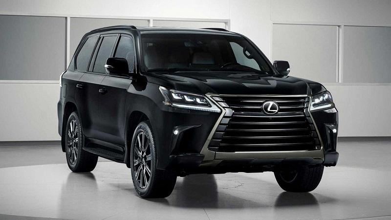 Lexus LX mang nét sang trọng
