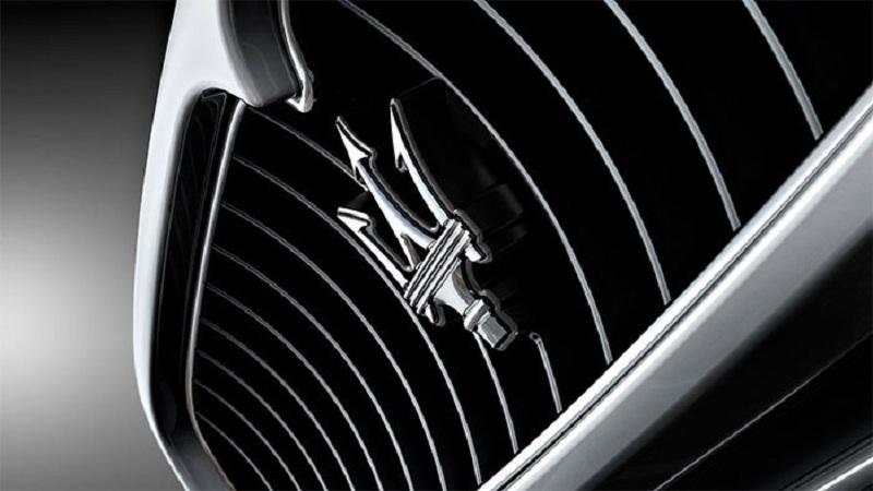 Logo thương hiệu Maserati