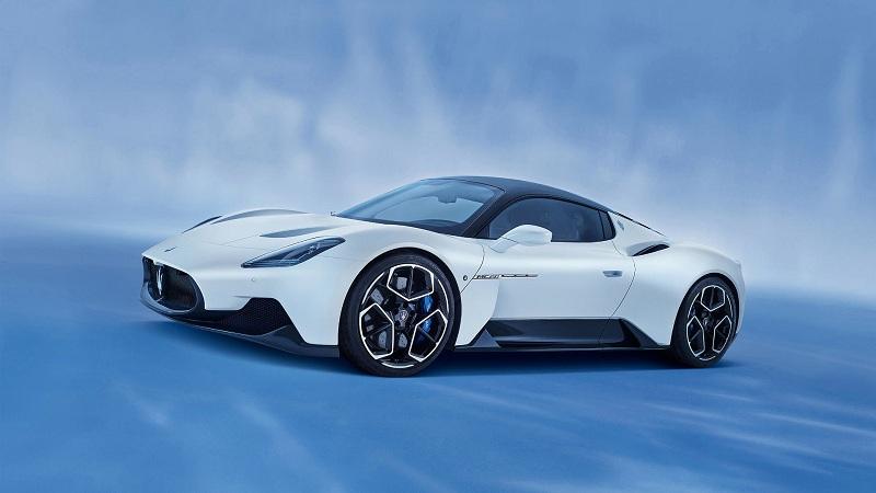 Maserati chinh phục mọi khách hàng trên Thế Giới hiện nay
