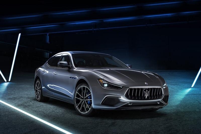 Mẫu xe Maserati Ghibli