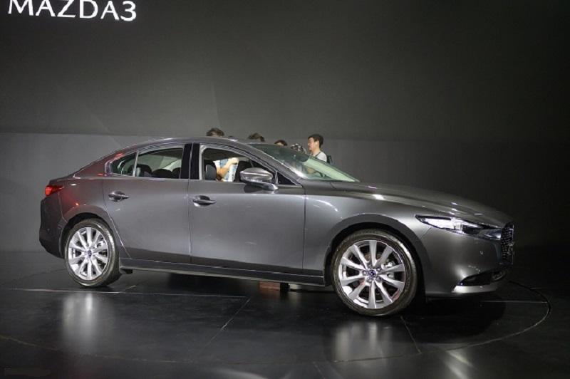 Mazda 3 có khả năng tiết kiệm nhiên liệu tốt trong quá trình vận hành