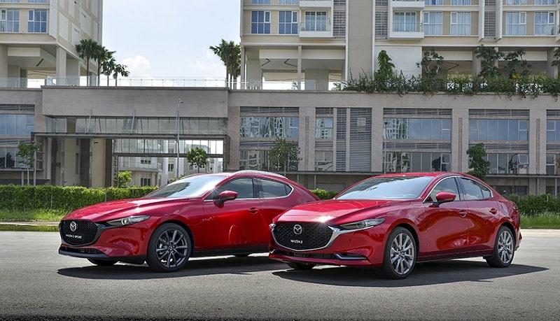 Mazda 3 vận hành an toàn