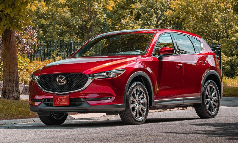 Mazda CX-5 cho những trải nghiệm tuyệt vời nhất