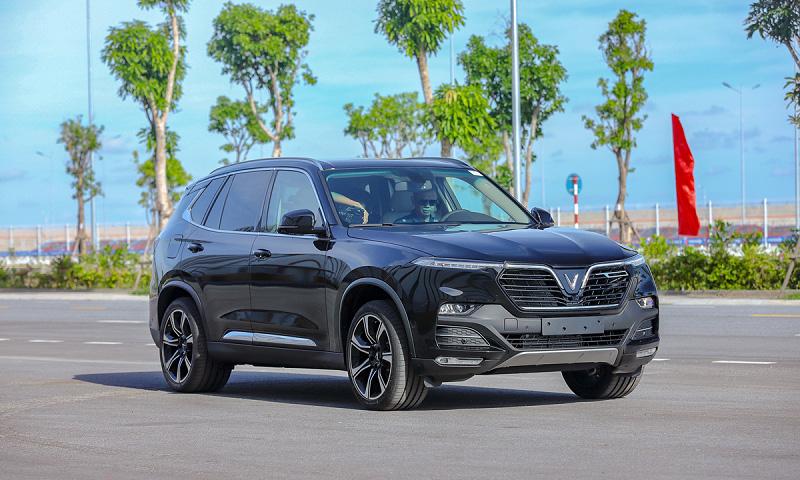 Những trải nghiệm mạnh mẽ hơn với Lux A2.0 SUV 7 chỗ