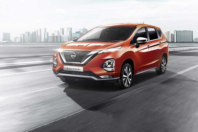 Nissan Livina sở hữu vẻ đẹp trẻ trung, năng động