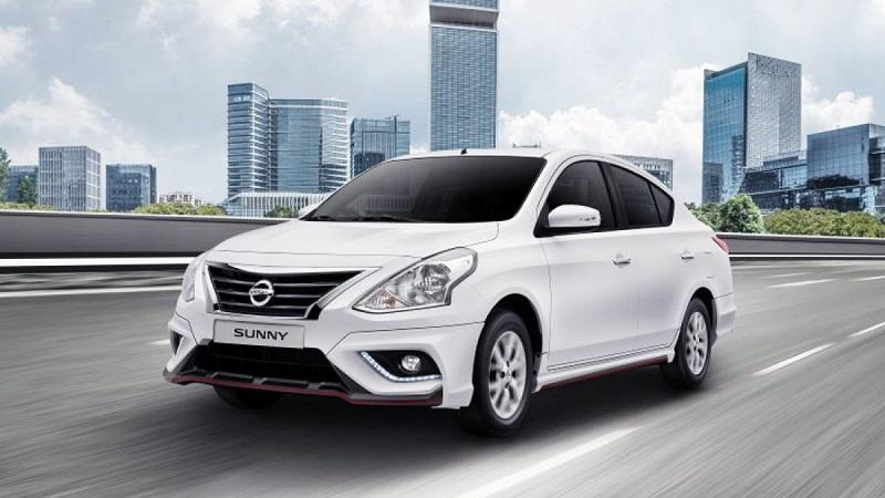 Nissan Sunny trẻ trung, năng động