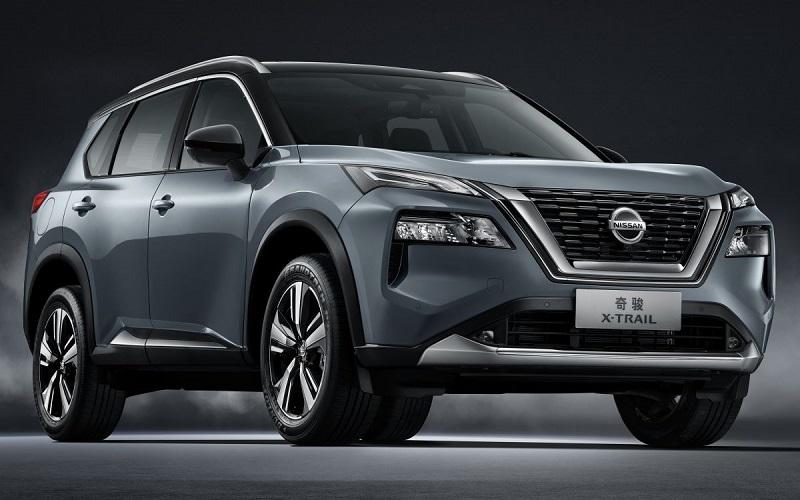 Nissan X-Trail mạnh mẽ, năng động