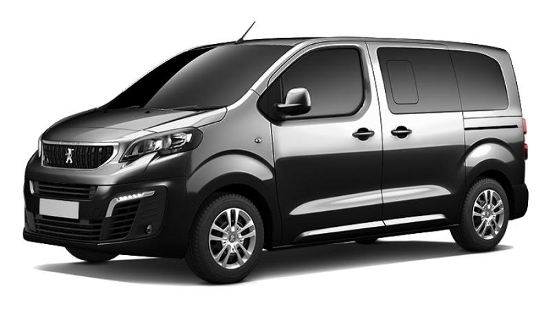 Peugeot Traveller tích hợp động cơ mạnh mẽ vận hành êm ái
