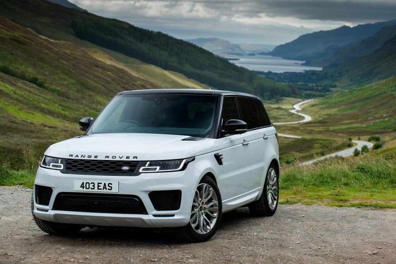 Range Rover có thiết kế sang trọng