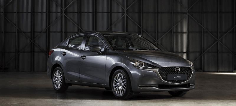 Sang trọng hơn với New Mazda 2 Hatchback