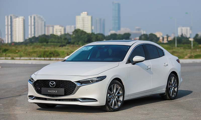 Thanh lịch với All New Mazda 3