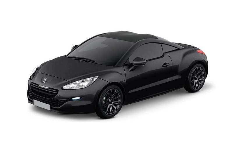 Thể hiện đẳng cấp cùng mẫu xe Peugeot RCZ thể thao mạnh mẽ