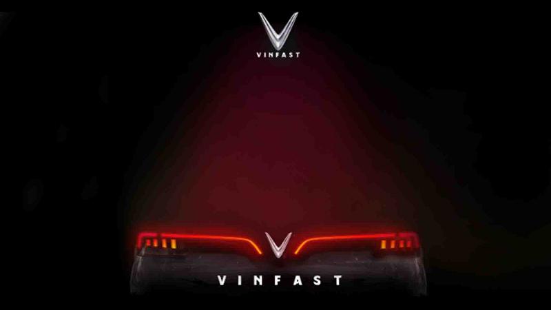 Thiết kế logo hình chữ V đầy ấn tượng của Vinfast