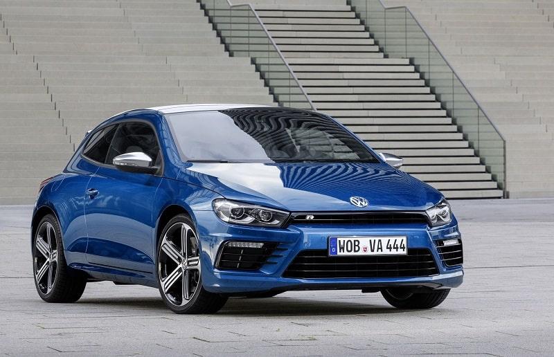 Volkswagen Scirocco sở hữu thiết kế thể thao mạnh mẽ