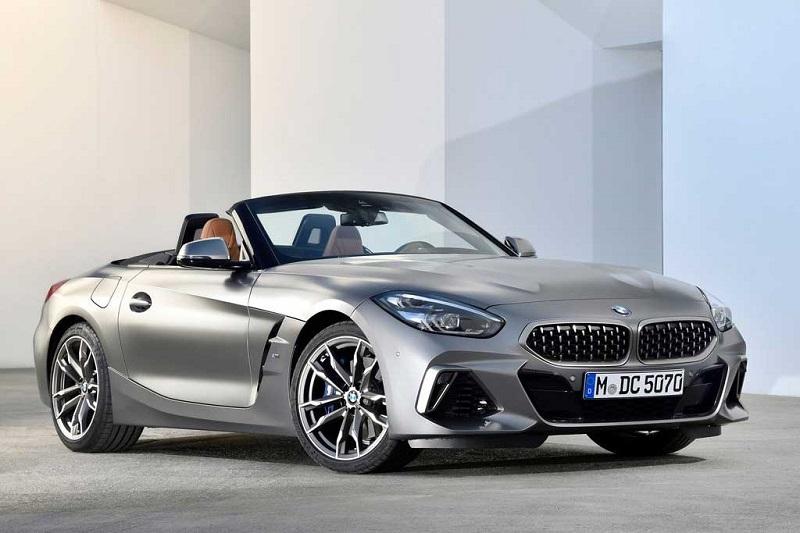 Xe BMW Z4 đẳng cấp