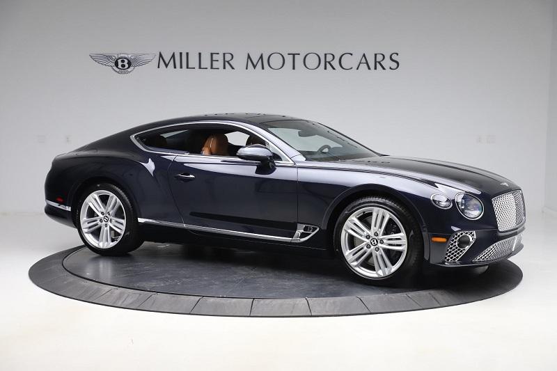 Xe Bentley Continental GT thiết kế sang trọng