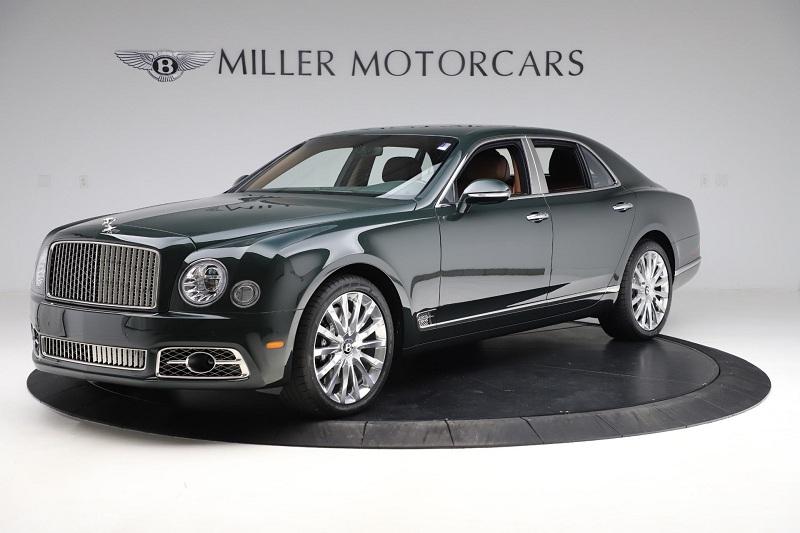 Xe Bentley Mulsanne sở hữu vẻ mạnh mẽ, đẳng cấp