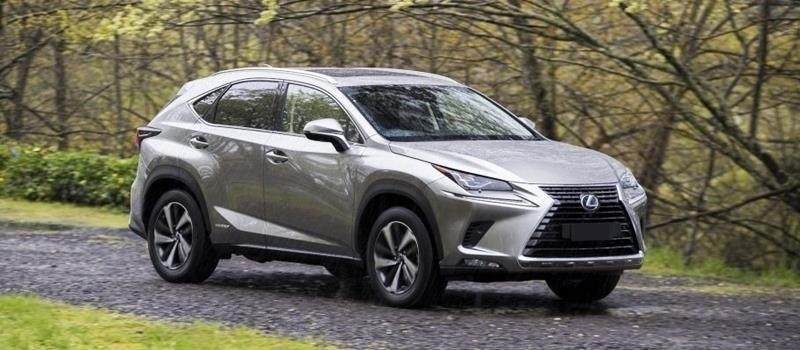 Xe Lexus NX – Luxury Crossover