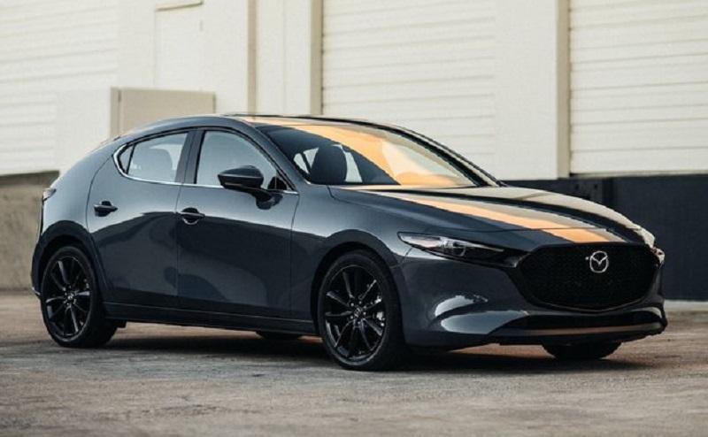 Xe Mazda 3 sở hữu kích thước nhỏ gọn, đẹp mắt