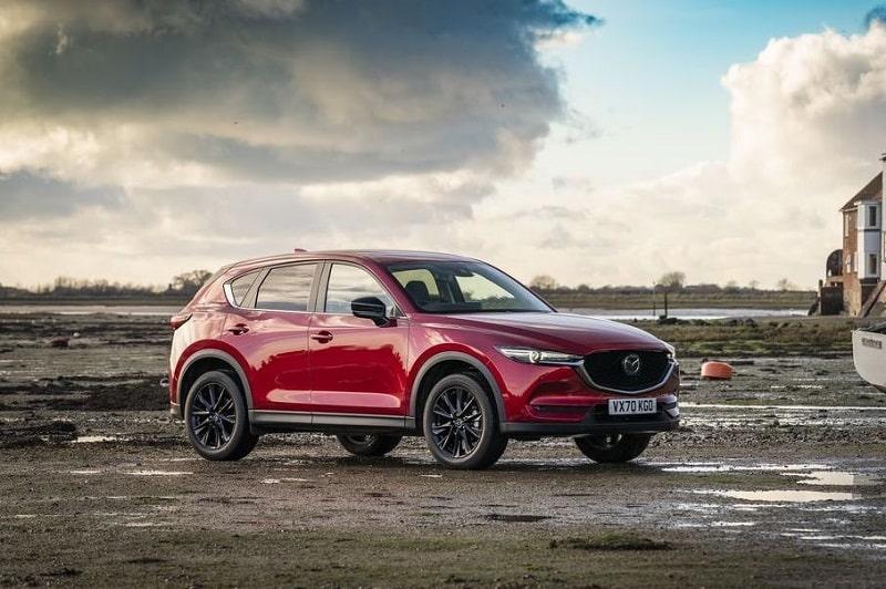Xe Mazda CX-5 mang đến an toàn cao cho người sử dụng