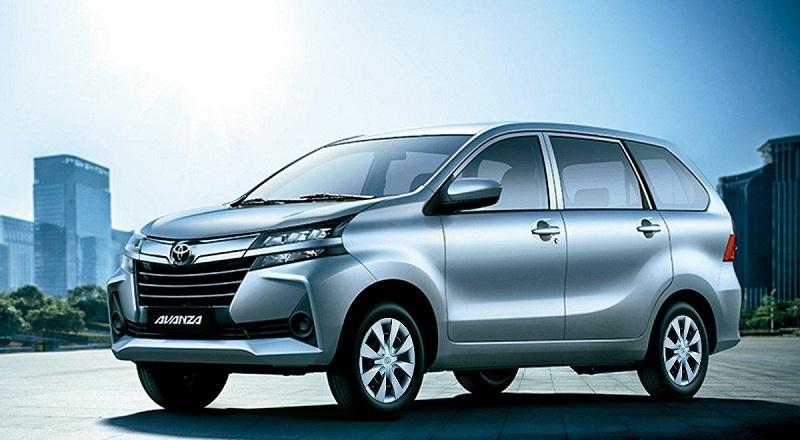 Xe Toyota Avanza