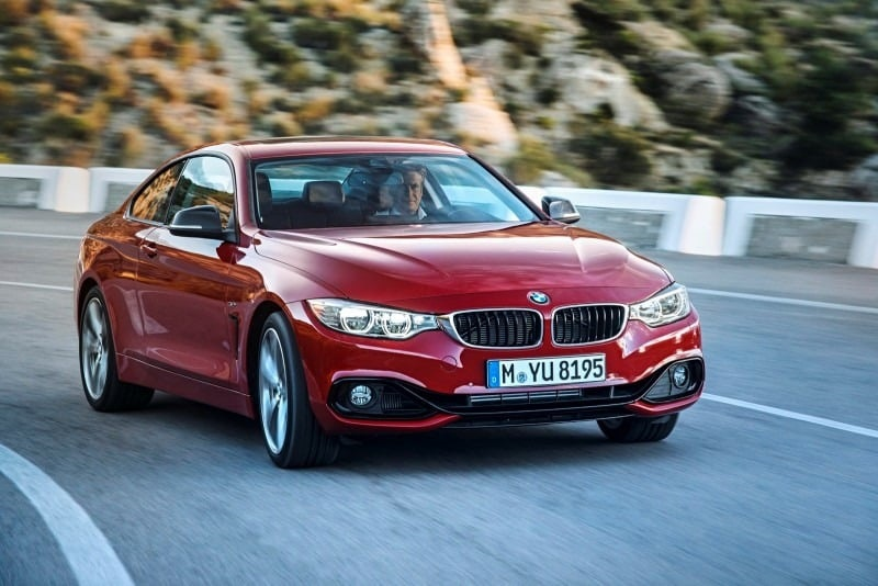 BMW 4 Series sang trọng