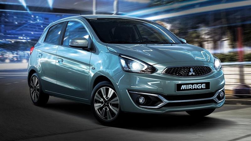 Giá xe Mitsubishi Mirage