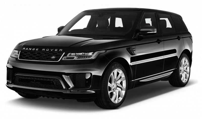 Land Rover Range Rover được sản xuất tại nước Anh