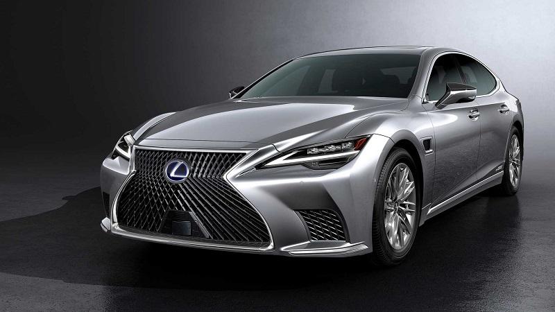 Lexus là thương hiệu ô tô đến từ Nhật Bản