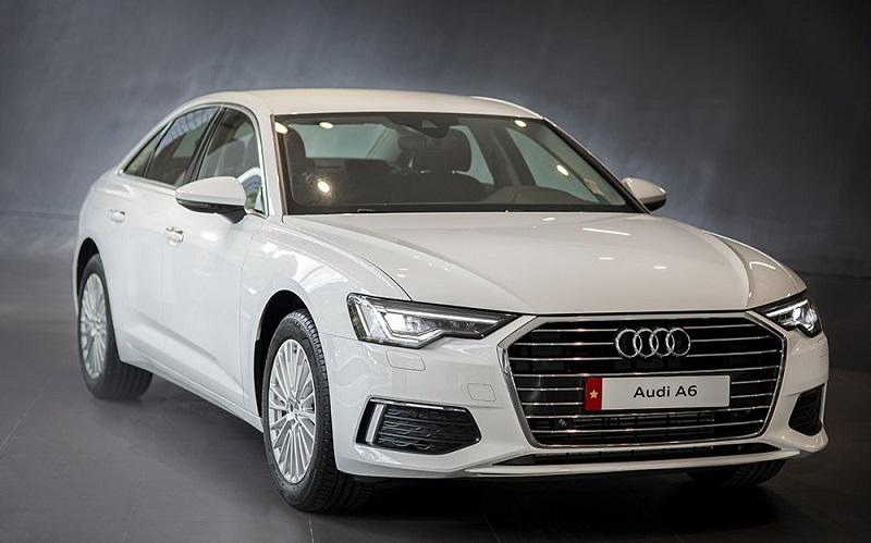 Mẫu xe Audi A6