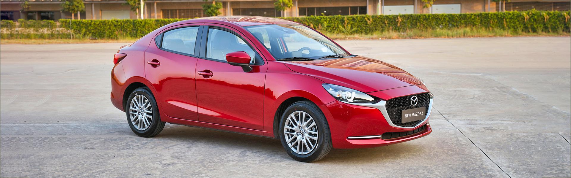 Ảnh ngoại thất Mazda 2-1