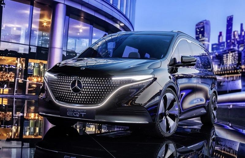 Mercedes thương hiệu xe sang nổi tiếng thế giới