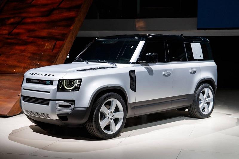 Range Rover có bước phát triển mạnh mẽ tại Việt Nam