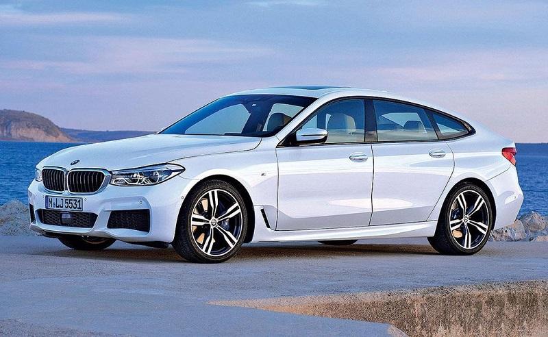 Xe BMW 6 Series