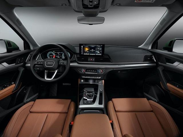 Audi SQ5 trang bị bộ lazang