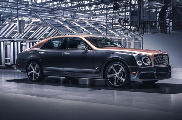 Bentley Mulsanne – thu hút mọi ánh nhìn của cả thế giới