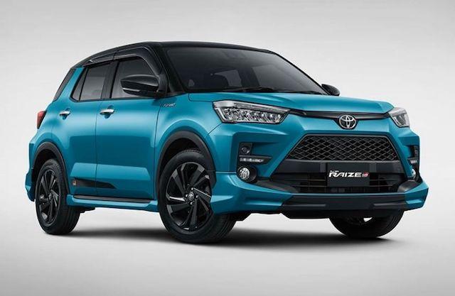 Dòng Toyota raize 2021 có gì nổi bật?