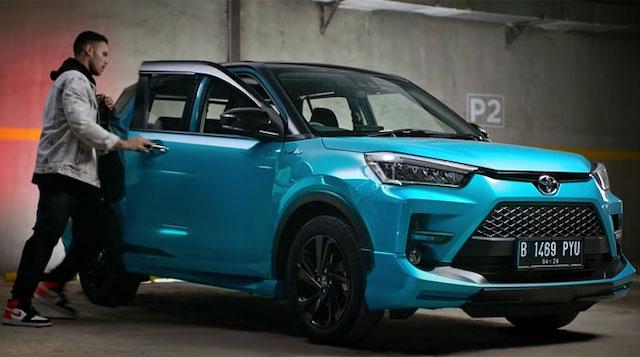 Động cơ trang bị trên xe Toyota Raize mang đến khả năng tiết kiệm xăng tối ưu