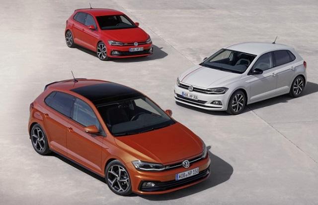 Giới thiệu về các thông số kỹ thuật và màu xe Volkswagen Polo