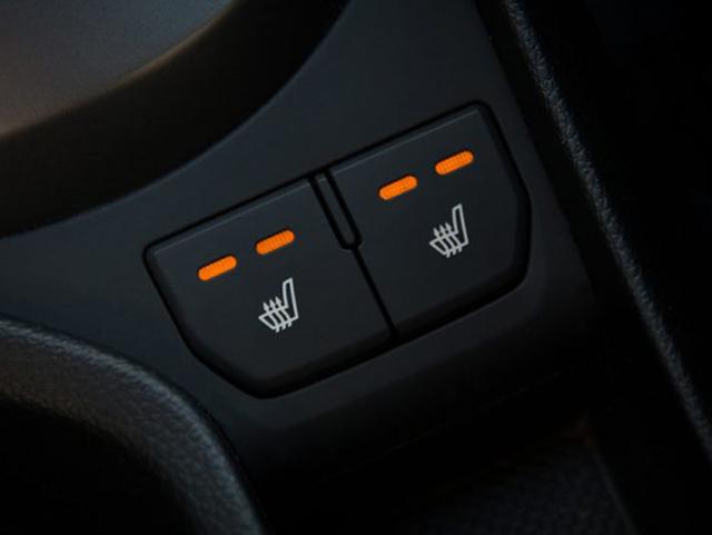 Hệ thống sưởi trên ghế Ford Explorer 2021