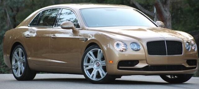 Phiên bản Bentley Mulsanne (2010-2020)