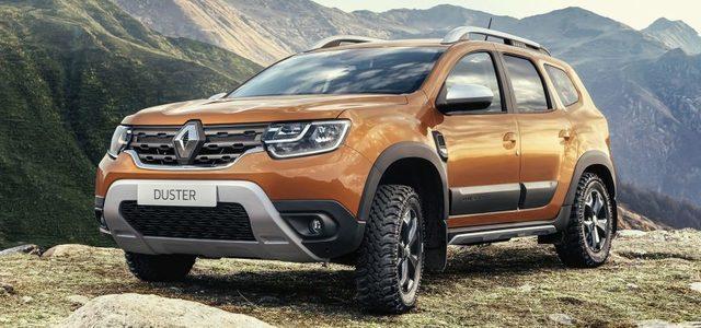 Renault Duster- Dòng xe đẳng cấp, chất lượng, chiến thắng mọi địa hình